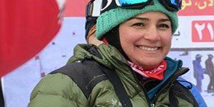 سمیرا زرگری - سرمربی تیم ملی اسکی بانوان توسط همسرش ممنوع الخروج شد