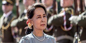 کودتا در میانمار - محکومیت گسترده کودتای ارتش در میانمار