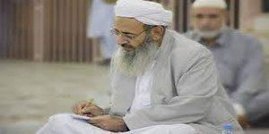 مولوی عبدالحمید - واکنش امام جمعه اهل سنت زاهدان به حوادث اخیر در سراوان