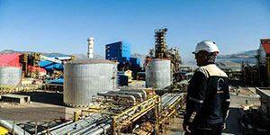 محموله آمونیاک ایران - صادرات اولین محموله آمونیاک ایران به ترکیه