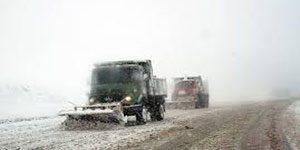 هشدار کولاک برف - بارش برف، باران و وزش باد شدید در نقاط مختلف کشور