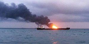 کشتی ایران ساویز - انفجار کشتی ایرانی در دریای سرخ