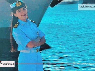 اولین ناخدای زن مصر، مقصر مسدود شدن کانال سوئز