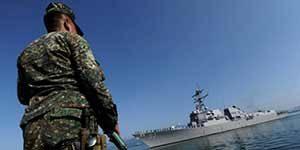 رزمایش بالیکاتان - آغاز رزمایش مشترک نظامی آمریکا و فیلیپین
