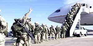 خروج نظامیان آمریکا - اعلام رسمی خروج نظامیان آمریکا از افغانستان