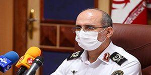 پوشش پلاک - بیشترین تخلف شبهای اخیر در تهران
